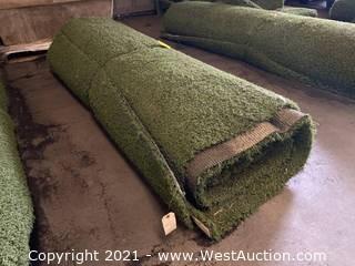 Turf Mat Roll