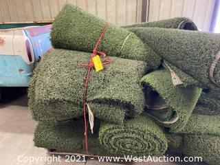 Pallet Of Turf Remnants
