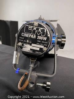 LTM Cinepar 200W & Case