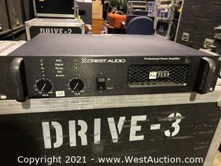 Crest Pro 9200 Amplifier