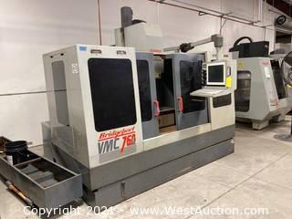 1994 Bridgeport YMC 760/22 Vertical Milling Machine