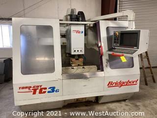 Bridgeport Torq-Cut TC3g CNC Vertical Milling Machine