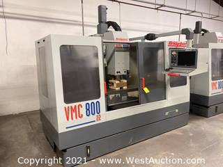 Bridgeport VMC 800 22 Vertical Machining Center