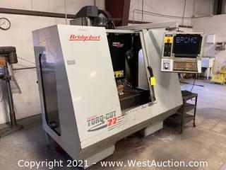 Bridgeport Torq-Cut 22 CNC Mill Vertical Machining Center