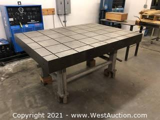 Metal Welding Table