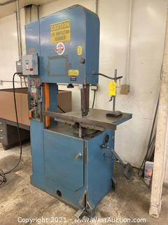 Journeyman Band Saw