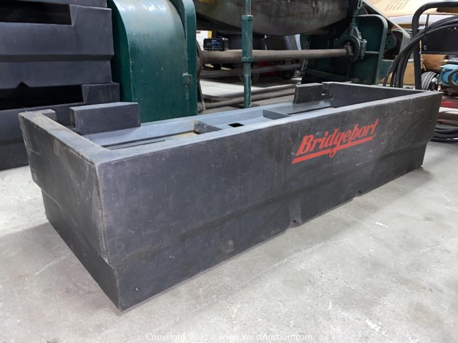 Fabtron: Precision Metal and Fabrication Company Liquidation (near Redding, CA)