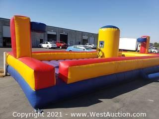 Inflatable Tug of War