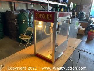 Popcorn Cooker/Kettle