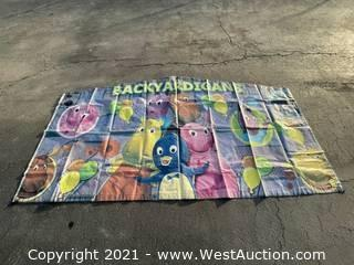 Backyardigans Art Panel for Bounce House