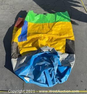 SB6-Heavy Duty PVC Vinyl Storage Bag