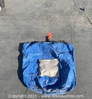 SB8-Heavy Duty PVC Vinyl Storage Bag