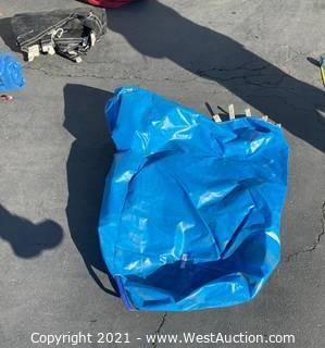 SB12-Heavy Duty PVC Vinyl Storage Bag