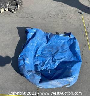 SB14-Heavy Duty PVC Vinyl Storage Bag