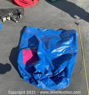 SB15-Heavy Duty PVC Vinyl Storage Bag