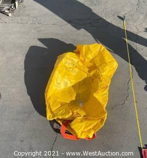 SB20-Heavy Duty PVC Vinyl Storage Bag