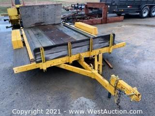 Spencer Two Axle Trailer