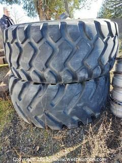 Large Tractor Tires