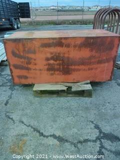 55 Gallon Barrel Containment Bin