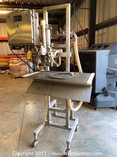 Liqui-Box Commercial Corking Machine