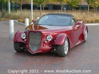 1933 Ford Cabriolet Tribute