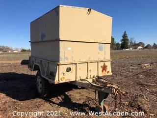 1968 Enclosed Cargo Trailer