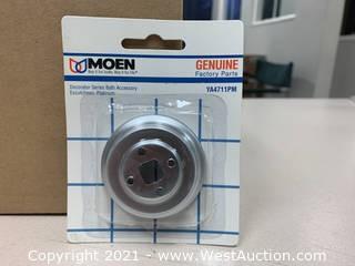 QTY 91 - Moen YA4711PM Platinum Accent Rings