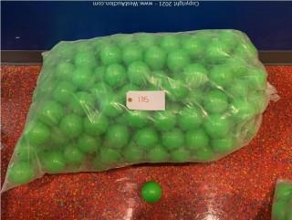 Green Ball Pit Balls