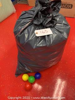 Assorted Colors Plastic Ball Pit Balls