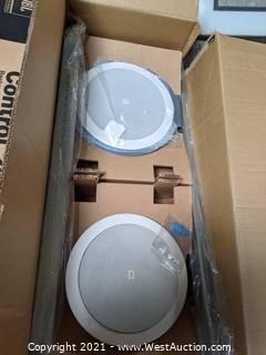 JBL Control 24CT In Ceiling Speaker