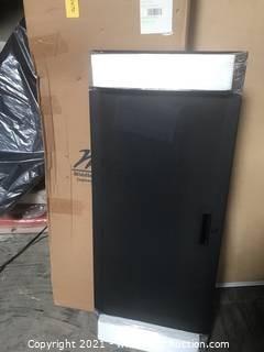 Middle Atlantic Universal 27RU Rack Front Door, Black