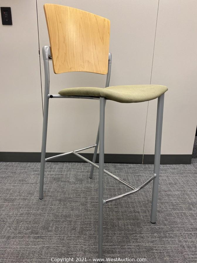Online Auction of Commercial Kitchen Equipment and Herman Miller Eames Furniture
