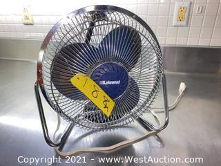 Lakewood Circular Fan