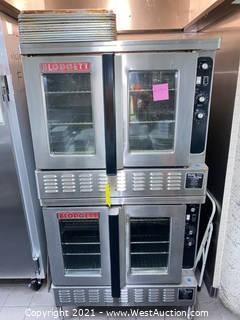 Blodgett DualFlow DFG-100 Commercial Double Oven