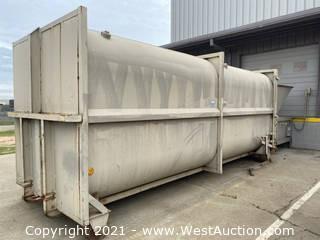 Cram-A-Lot 2-Yard Cardboard Compactor
