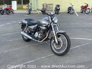 2009 Kawasaki Eliminator Motorcycle