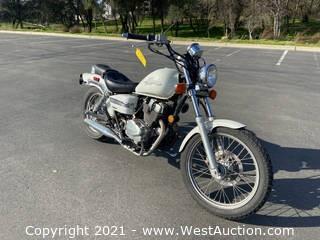 2006 Honda Rebel Motorcycle