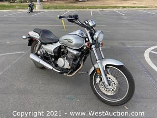 2007 Kawasaki Eliminator Motorcycle