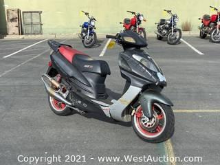 2006 Vento GT5 Phantom Moped