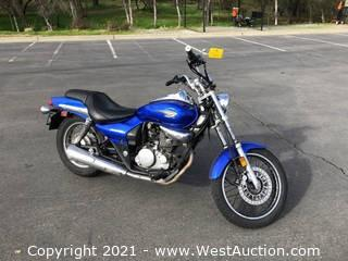 2006 Kawasaki Eliminator Motorcycle