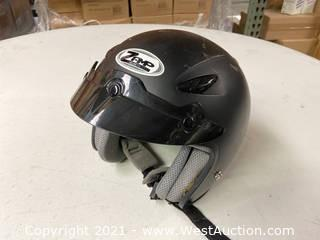 Zamp Helmets Motorcycle Helmet (XL)