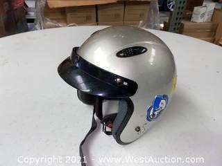 Motorcycle Helmet (L)