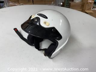 Cyber Motorcycle Helmet (XL)