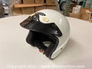 Cyber Motorcycle Helmet (L)