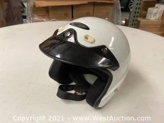 Cyber Motorcycle Helmet (M)