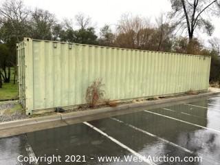 40' Cargo Container