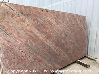 (7) Desert Rose Leather 3cm