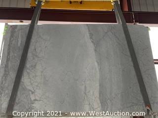 (10) Carrara Grey Honed 2cm