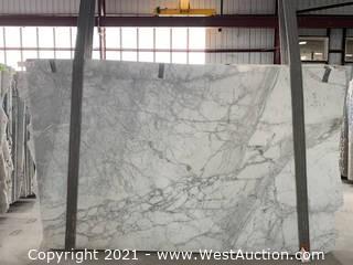 (7) Carrara Grey 3cm