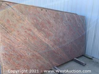 (8) Desert Rose Leather 3cm
